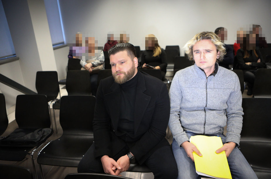 Eugenijus Čiuplevičius ir Simanas Venčkauskas
