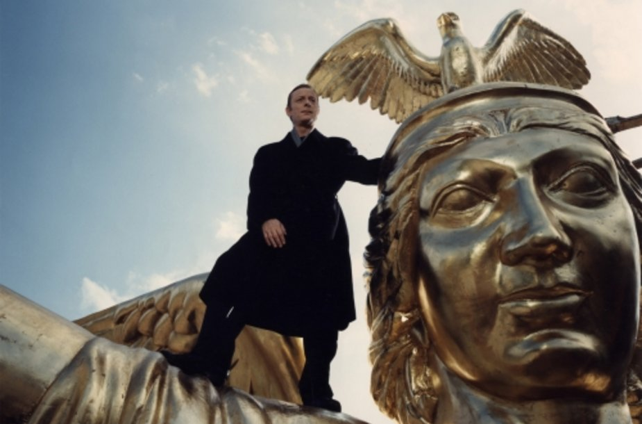 """W.Wendersas laikomas vienu svarbiausių """"naujojo vokiečių kino"""" režisierių."""