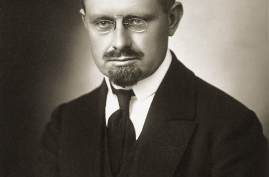 Prezidentas A.Stulginskis