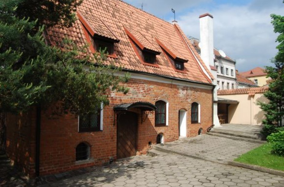 P.Stulgos lietuvių tautinės muzikos instrumentų muziejus