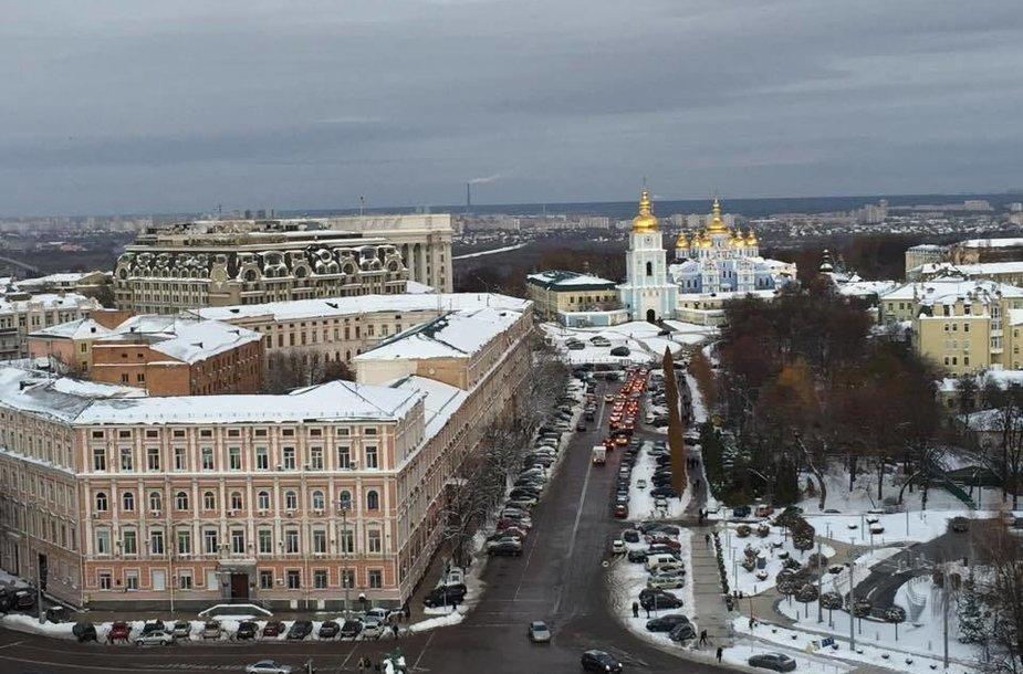 Kijevas iš aukštai