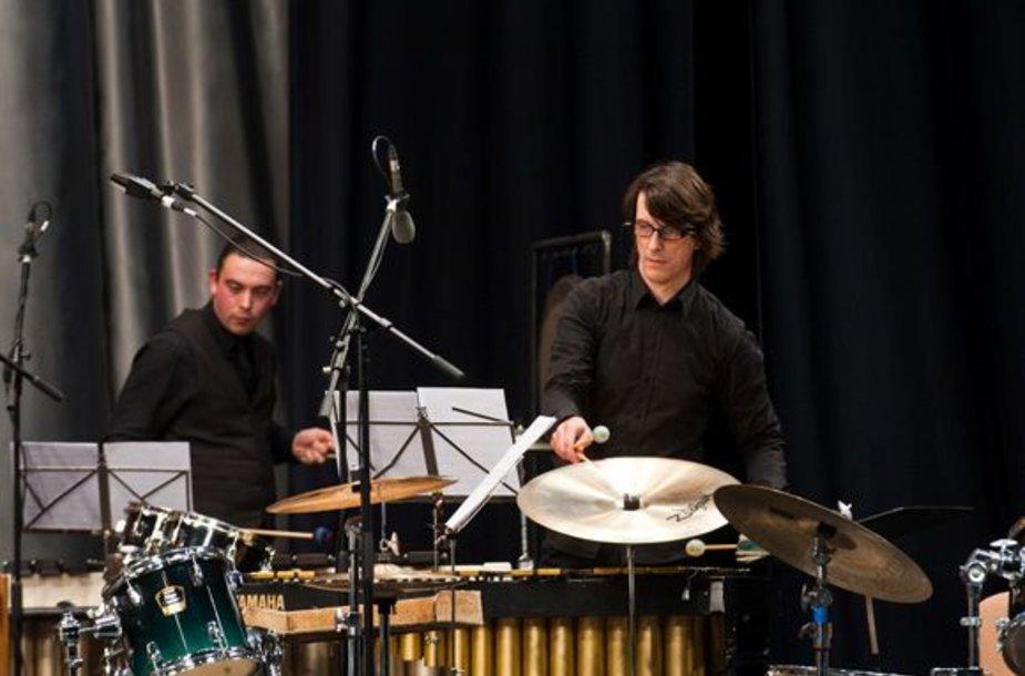 X būgnų ir perkusijos festivalis Ukmergėje