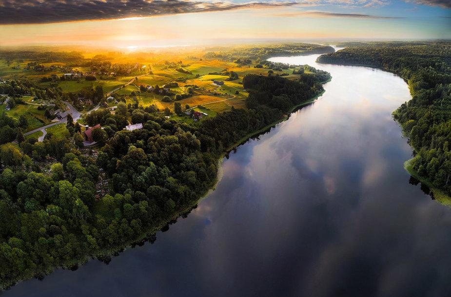 Fotografo nuotraukose – nuostabi Lietuva