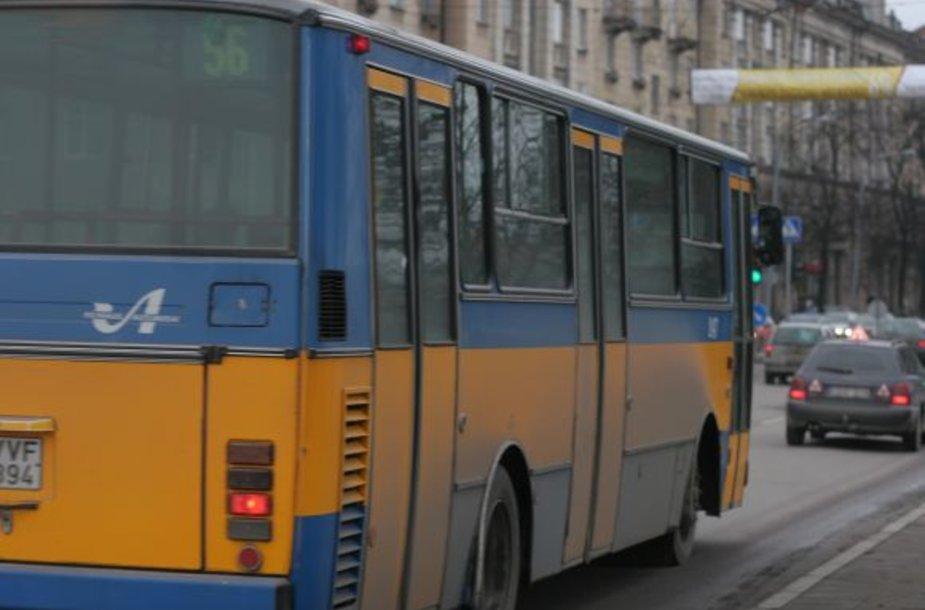 Bagažui, užimančiam keleivio vietą viešajame transporte, reikia įsigyti papildomą keleivio bilietą.
