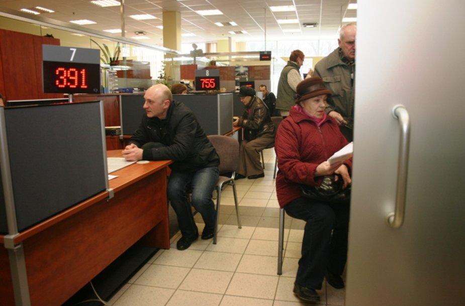 Klaipėdos apskrities valstybinė mokesčių inspekcija nuo kitos savaitės dirbs valanda ilgiau.