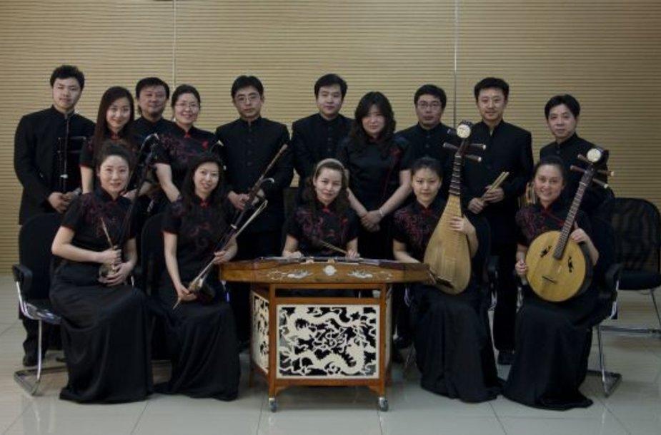 Klausydami kinų orkestro klaipėdiečiai turės galimybę pasimėgauti neįprastu skambesiu.