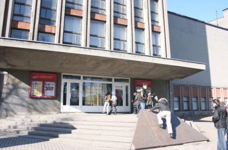 Klaipėdos valstybinio muzikinio teatro likimas užstrigęs.