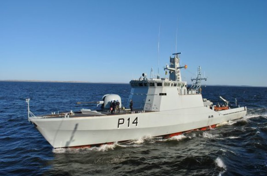 Karinės jūrų pajėgos