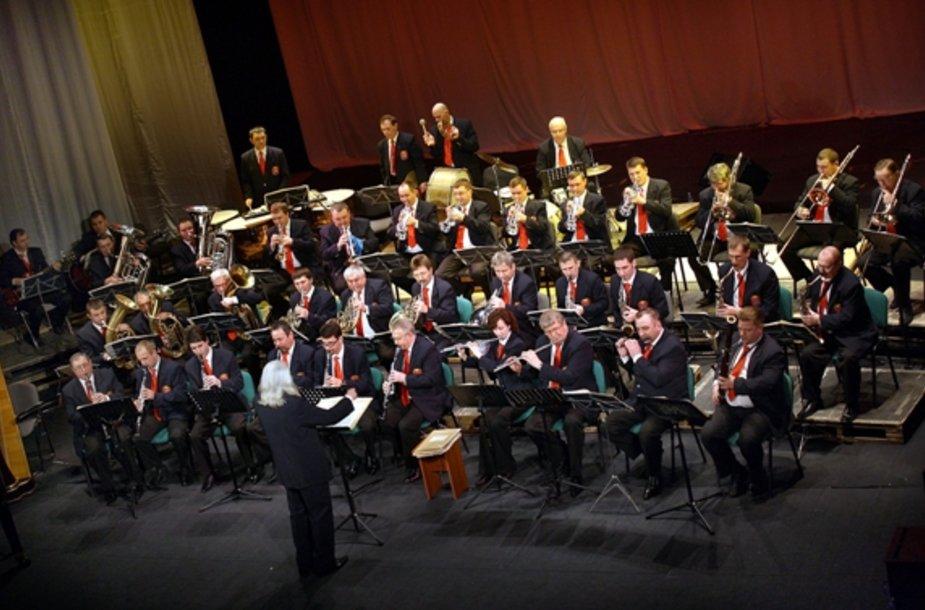 Muzikiniame teatre rytoj koncertuos Kaliningrado orkestras.