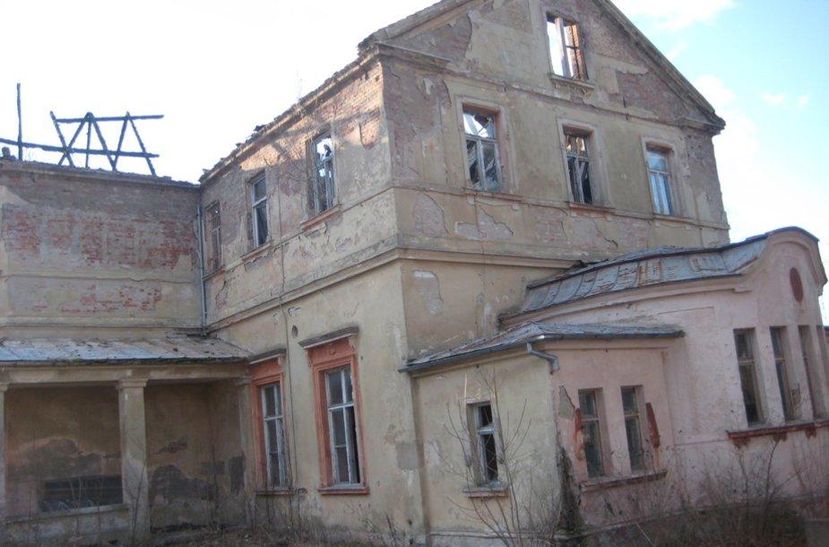 Vasarą ketinama pradėti kurhauzo rekonstrukcijos darbus.
