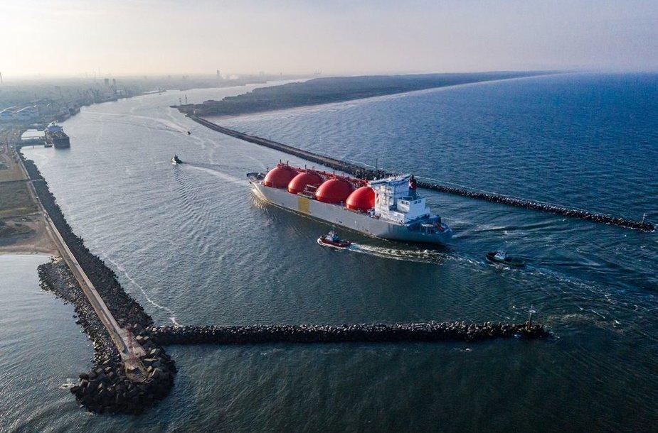 Klaipėdos uosto molai