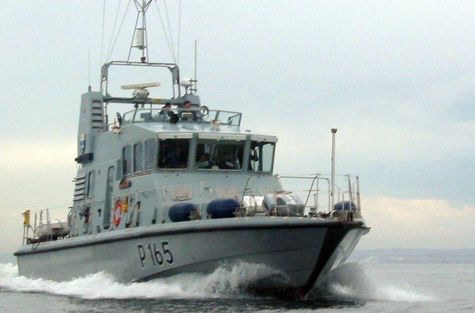 Į Klaipėdą atplauks Didžiosios Britanijos Karališko karinio laivyno patruliniai laivai.