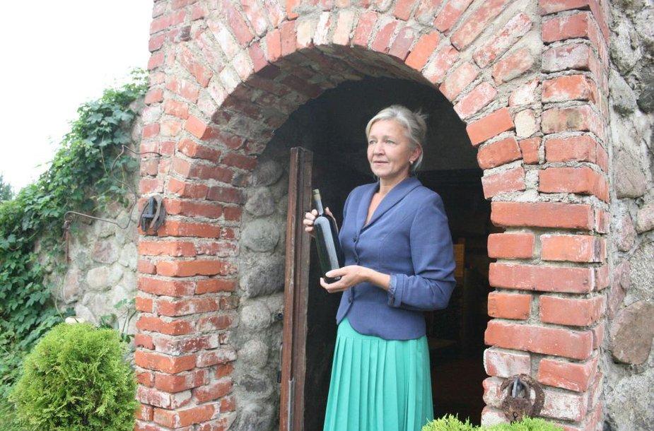 Šilutės rajone puoselėjamos lietuviško vyno tradicijos
