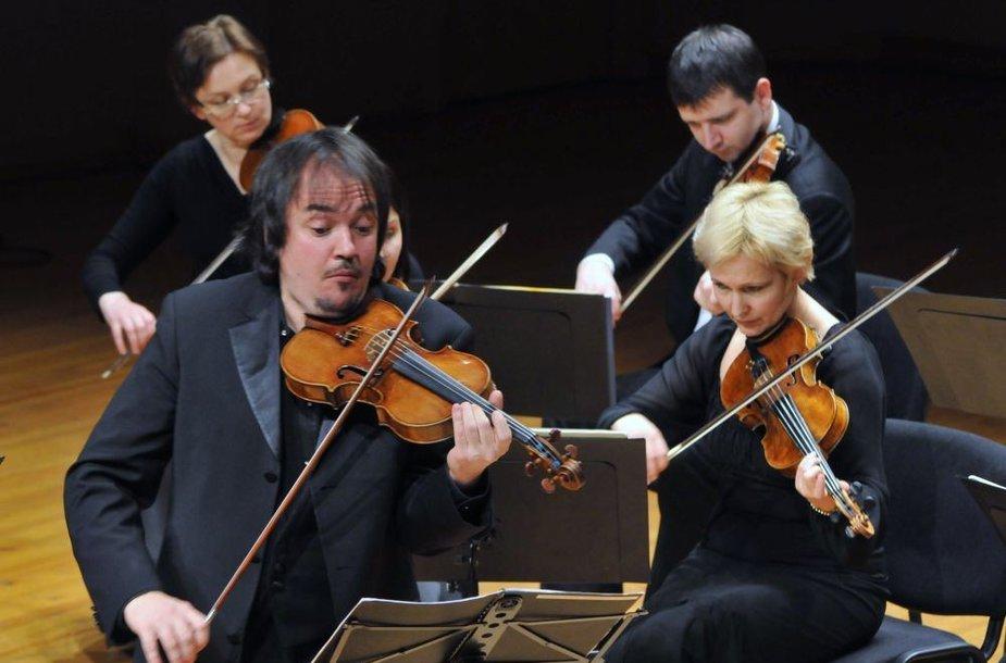 Muzikos virtuozas Sergejus Krylovas