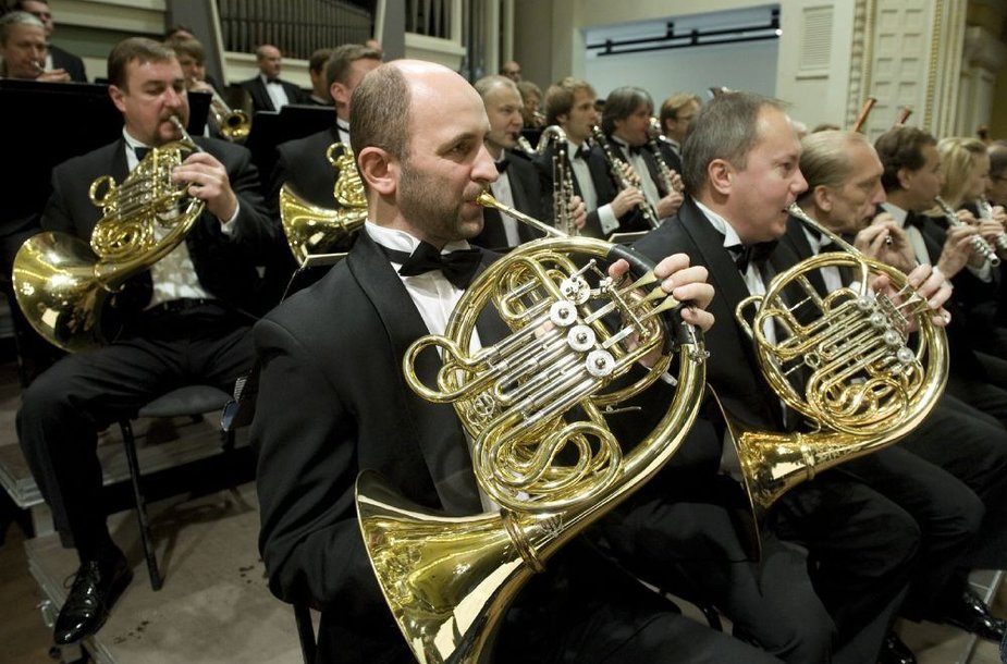 Ketvirtadienį Klaipėdos koncertų salėje skambės variniai pučiamieji garsai.