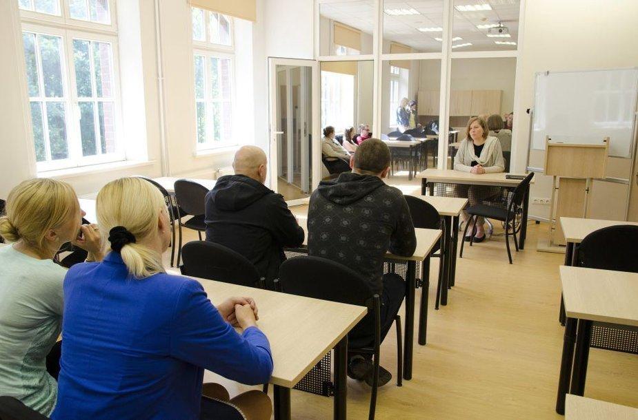 Klaipėdos universitete atvertas Psichologinės pagalbos centras.