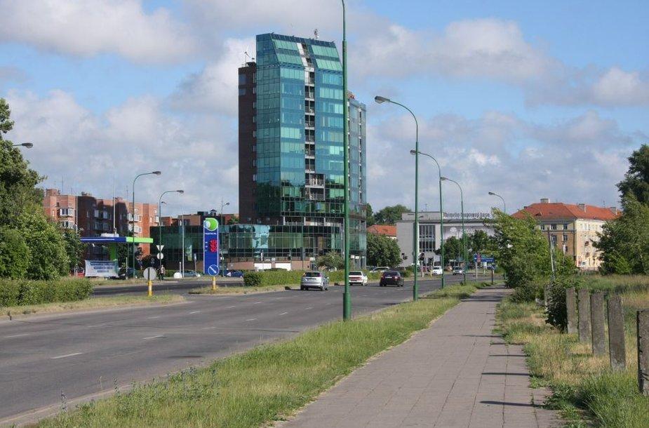 Klaipėdoje architektai diskutuos apie miestų raidą