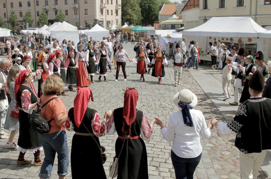 """Šį savaitgalį Klaipėdą užlies festivalis """"Lauksnos"""""""
