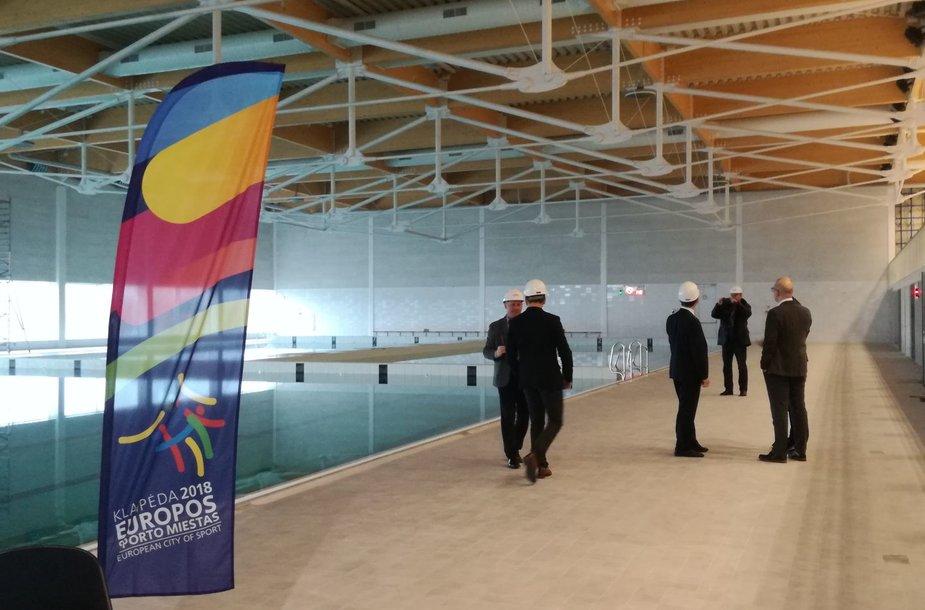 Klaipėdos baseinas jau turi koncesininką.