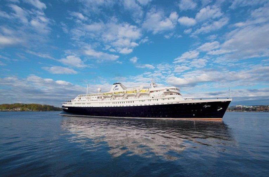 """Kruizinis laivas """"Astoria"""""""