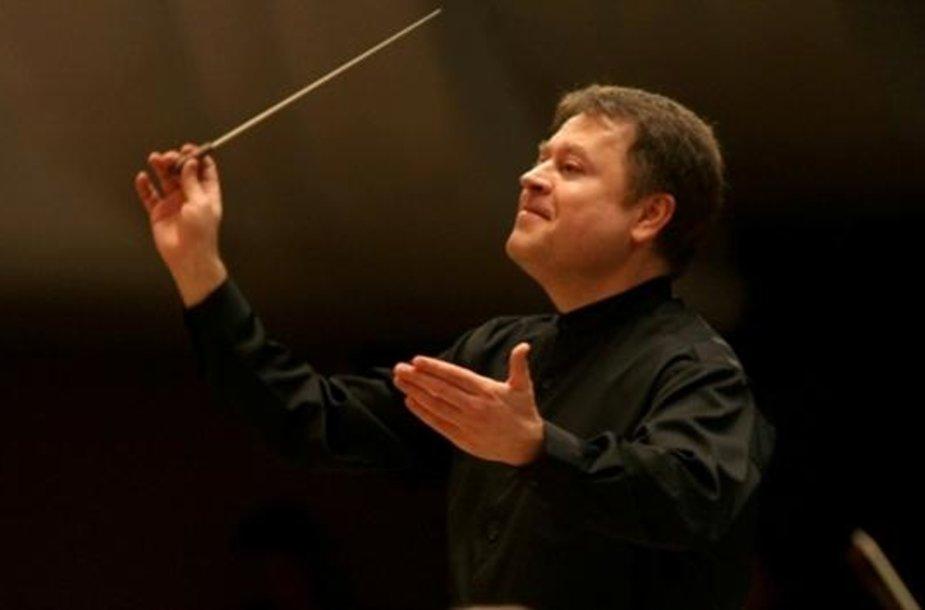 Maestro Markas Kadinas
