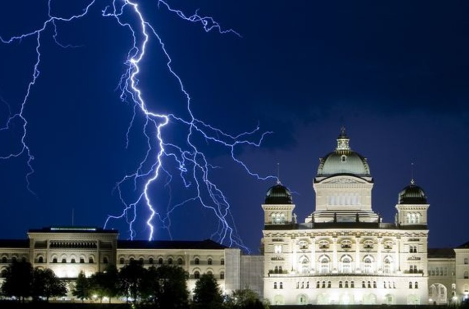 Bernas, liepos 17 diena