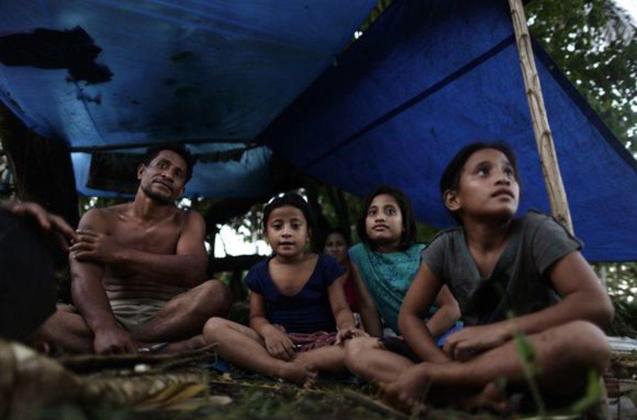 Filipinuose praūžusios stichijos – ne paskutinės