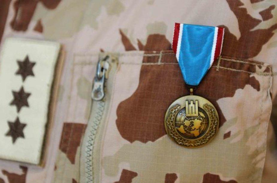 Rukloje apdovanoti PAG-9 kariai