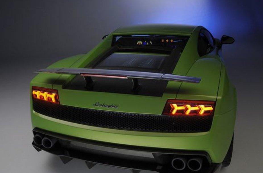 """""""Lamborghini Gallardo Superleggera"""""""