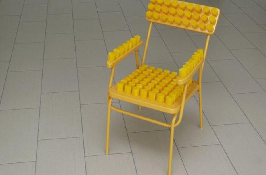"""Kėdė """"Pienė"""""""