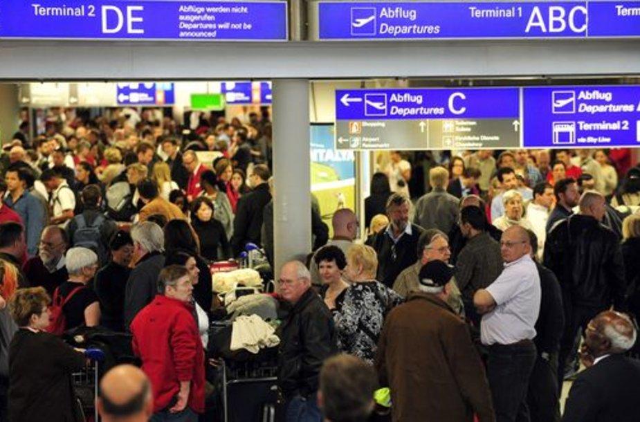 Frankfurto oro uostas