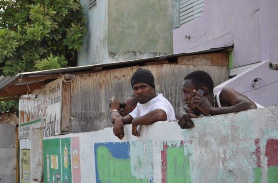 Jamaikos Vyriausybė nurodė suimti įtariamą narkotikų baroną