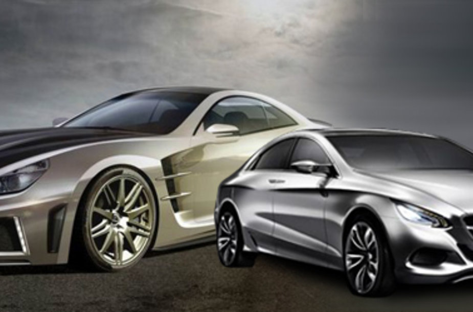 """F800 Style"" ir kompanijos ""Carlsson"" konceptas ""C25 Super-GT""."