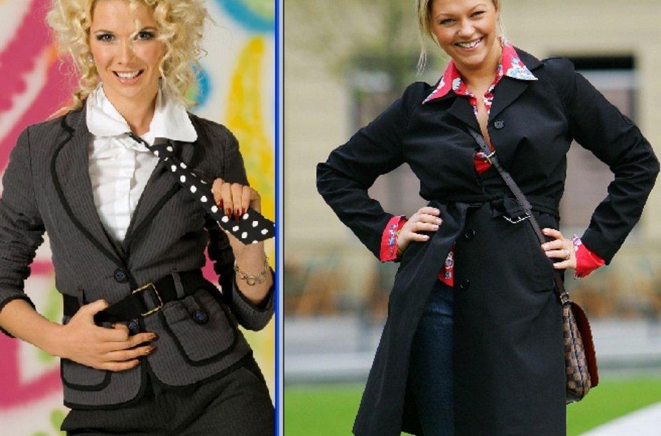 Foto naujienai: Agnė Šemberienė ir Natalija Zvonkė susidraugavo