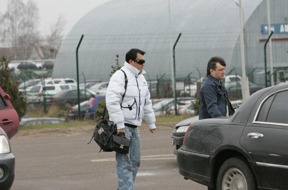 Foto naujienai: Rytis Cicėnas: kalėdiniai koncertai prasideda
