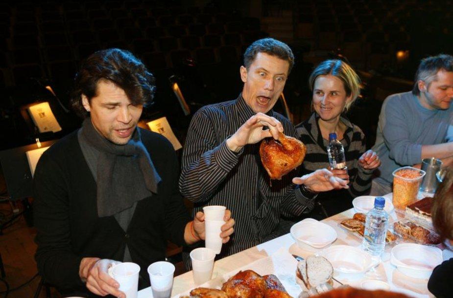 """Foto naujienai: Opera """"Bohema"""": septyniasdešimt spektaklių"""