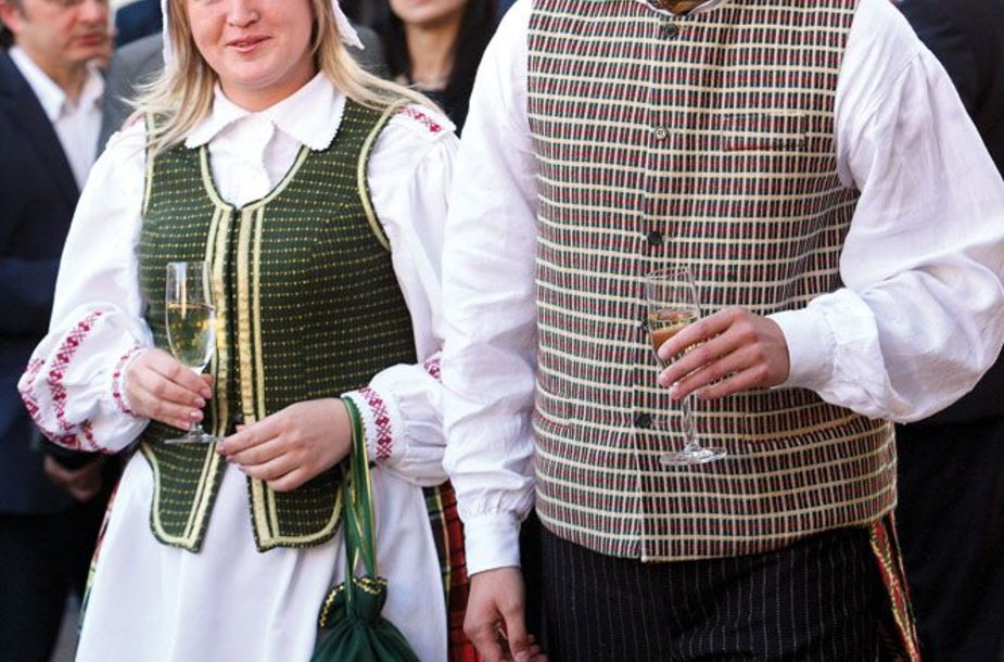 Foto naujienai: Lietuviais esame mes gimę...
