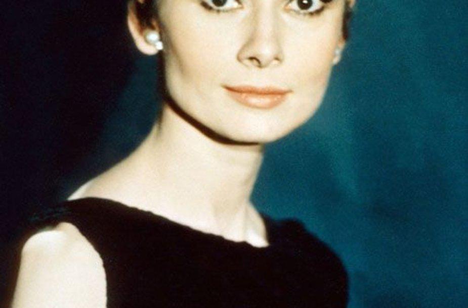 Foto naujienai: Audrey Hepburn (1929–1993). Moteris, kuriai sekėsi