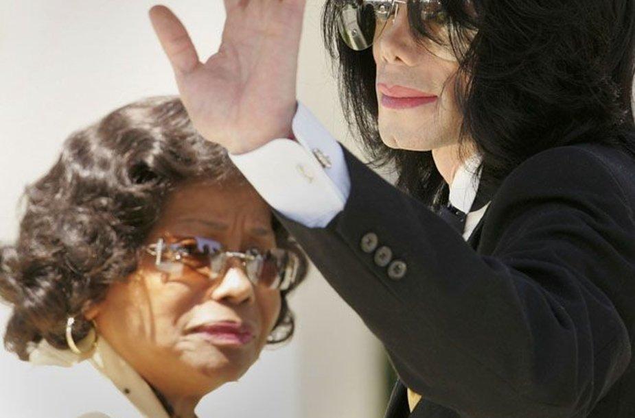Foto naujienai: Michaelas Jacksonas (1958–2009)