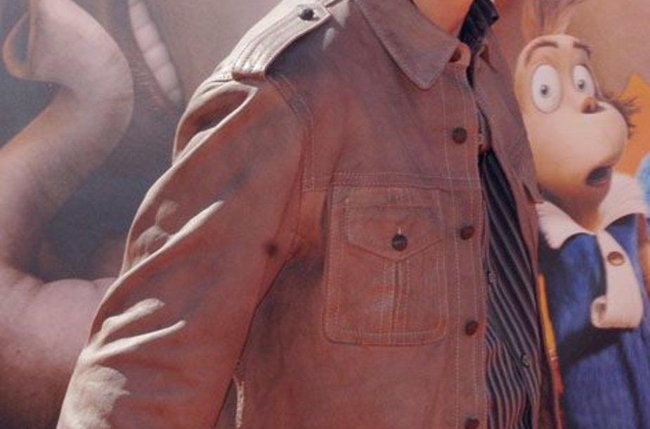 Foto naujienai: Jimas Carrey bus senelis!