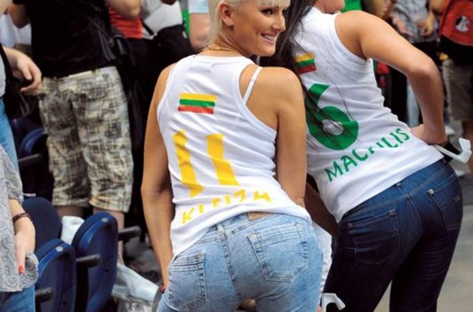 Foto naujienai: Aušra Venckūnaitė: mes – draugai!