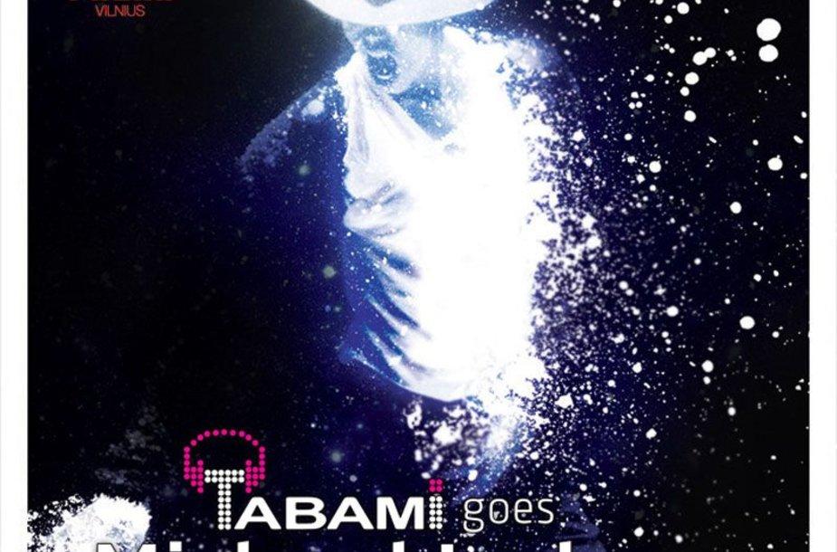 """Foto naujienai: Donatas Montvydas. """"Tabami goes Michael Jackson"""" premjera"""