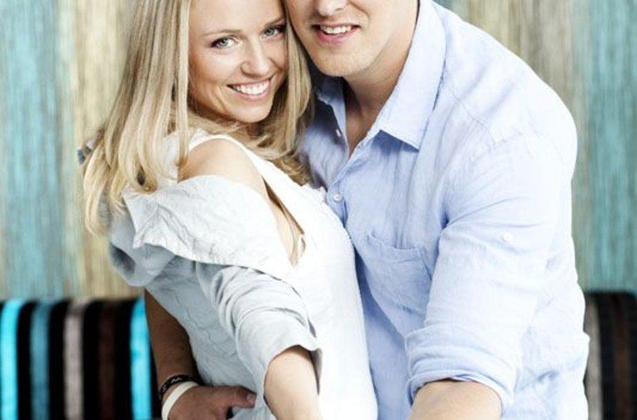 Foto naujienai: Violeta ir Vilius Tarasovai. Norime kartu pasenti