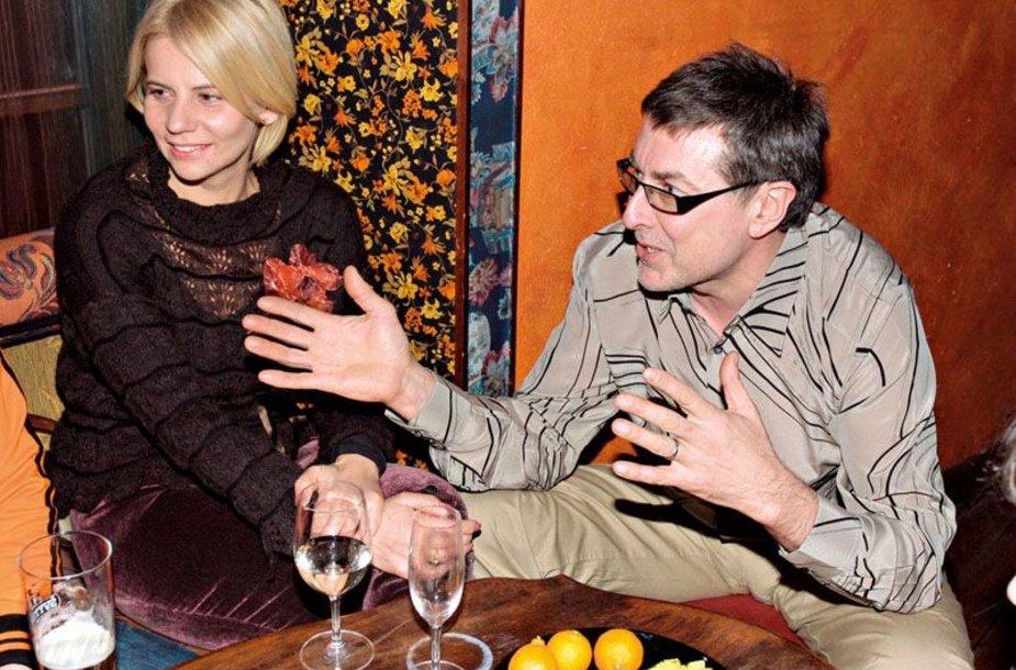 Foto naujienai: Irena ir Vaidas Marozai: neišskyrė...