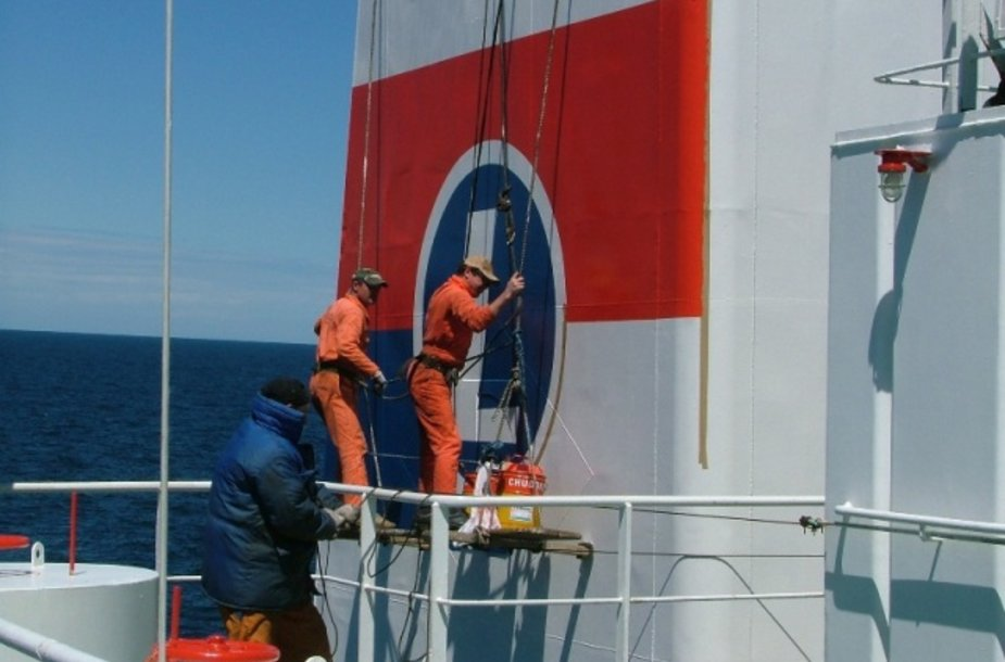 Laivybos verslo situacija pasaulyje šiuo metu gana sudėtinga.
