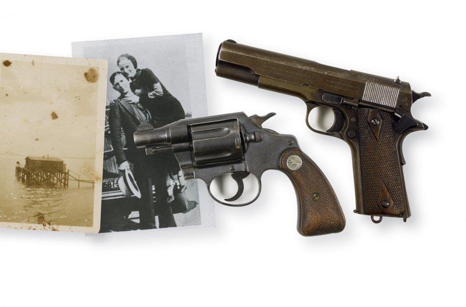Legendinės poros ginklai