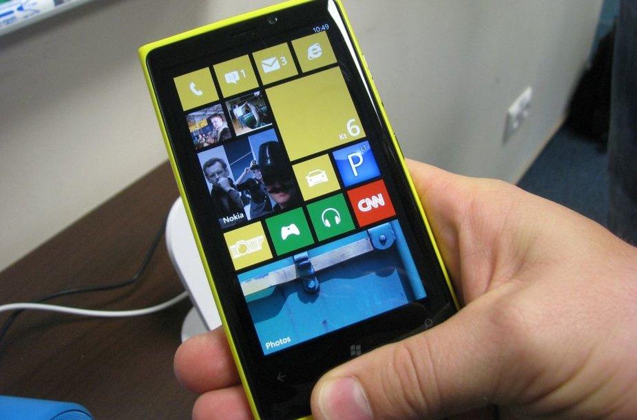 """""""Lumia 920"""""""