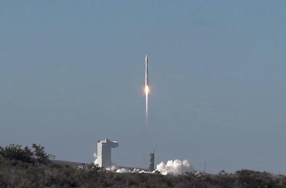 NASA paleido Žemės stebėjimo palydovą
