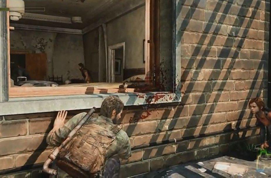 """Žaidimas """"The Last Of Us"""""""