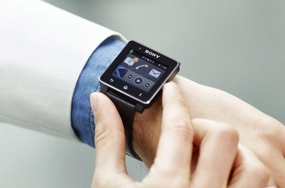 """Išmanusis laikrodis """"SmartWatch 2"""""""